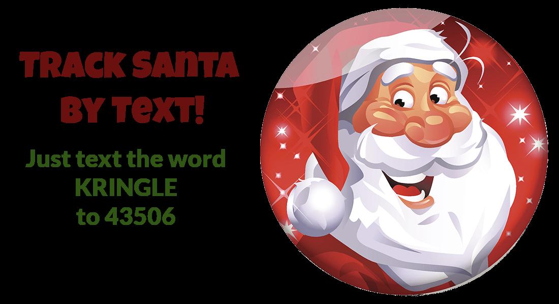 Jingle Kringle - Track Santa By Text